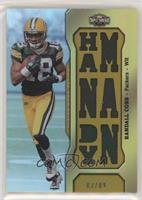 Randall Cobb [Noted] #/9
