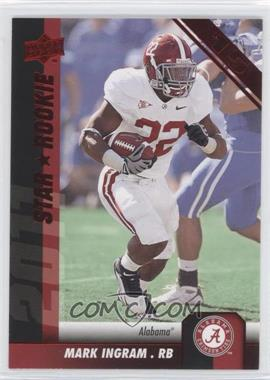 2011 Upper Deck - [Base] - Red 15 #192 - Mark Ingram