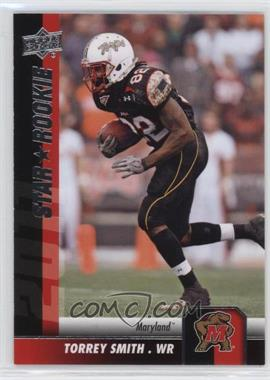 2011 Upper Deck - [Base] #209 - Torrey Smith