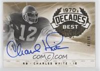 Charles White /80