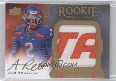 2011 Upper Deck Exquisite Collection - [Base] #141 - Austin Pettis /135