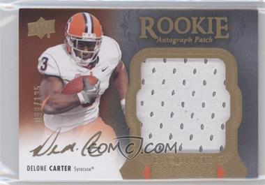 2011 Upper Deck Exquisite Collection - [Base] #147 - Delone Carter /135