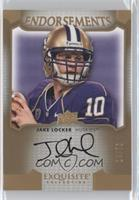 Jake Locker #/75