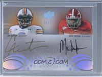 Mark Ingram, Cam Newton /25