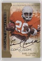 Earl Campbell [Noted] #/45