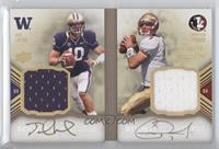 Christian Ponder, Jake Locker /40