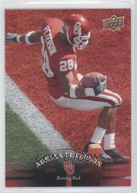 2011 Upper Deck University of Oklahoma - Base #72 ...