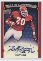 Billy Sims /50