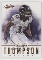 Rookies - Christian Thompson #/399