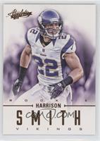 Rookies - Harrison Smith #/399