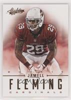 Rookies - Jamell Fleming #/399