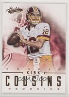 Rookies - Kirk Cousins #/399