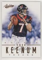 Rookies - Case Keenum #/399