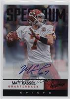 Matt Cassel /10