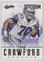Tyrone Crawford /25