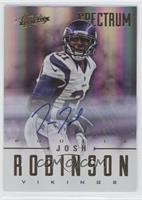 Josh Robinson /299