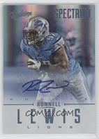 Ronnell Lewis /25