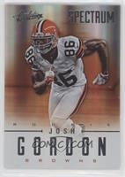 Josh Gordon /50