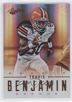 Travis Benjamin #/399