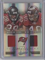 Mike Alstott, Warrick Dunn #/25