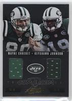 Keyshawn Johnson, Wayne Chrebet /50