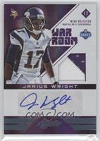 Jarius Wright /25