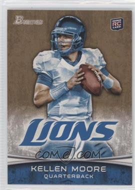 2012 Bowman - [Base] - Gold #107 - Kellen Moore