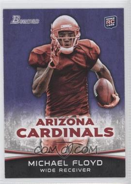 2012 Bowman - [Base] - Purple #140 - Michael Floyd