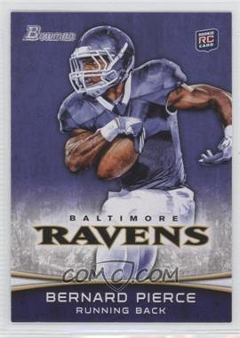 2012 Bowman - [Base] - Purple #149 - Bernard Pierce