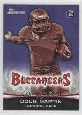 2012 Bowman - [Base] - Purple #155 - Doug Martin