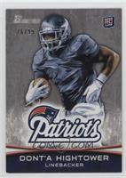 Dont'a Hightower [Noted] #/99
