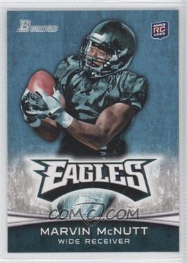 2012 Bowman - [Base] #189.2 - Marvin McNutt (Both Hands on Ball)