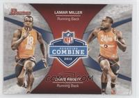 Lamar Miller, Chris Rainey