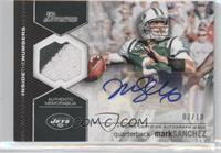 Mark Sanchez #/10