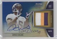 Greg Childs /99