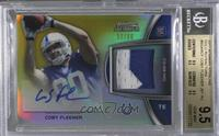 Coby Fleener /66 [BGS 9.5 GEM MINT]