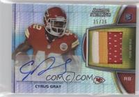 Cyrus Gray /36