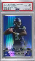 Russell Wilson [PSA 8 NM‑MT] #/99