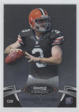 2012 Bowman Sterling - [Base] #30 - Brandon Weeden
