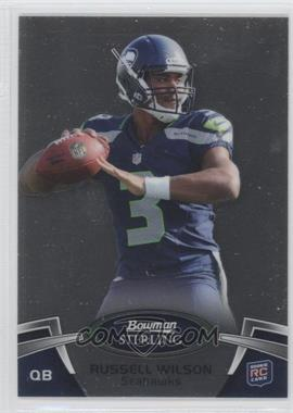 2012 Bowman Sterling - [Base] #5 - Russell Wilson