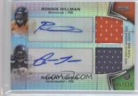 Ronnie Hillman, Robert Turbin /110