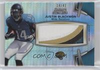 Justin Blackmon /47