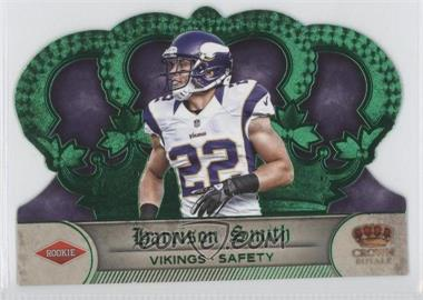 2012 Crown Royale - [Base] - Green #191 - Harrison Smith /49