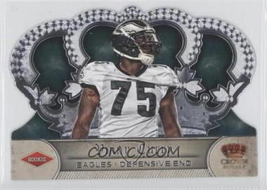 2012 Crown Royale - [Base] #242 - Vinny Curry /399