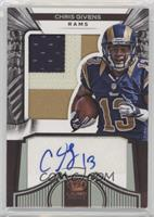 Chris Givens /349
