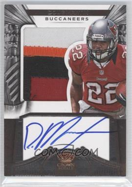 2012 Crown Royale - [Base] #262 - Doug Martin /249
