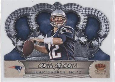 2012 Crown Royale - [Base] #52 - Tom Brady