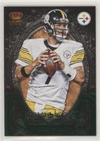Ben Roethlisberger [EX to NM] #/10