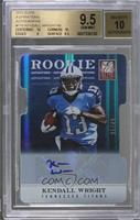 Kendall Wright /49 [BGS 9.5 GEM MINT]