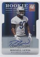 Ronnell Lewis #/49
